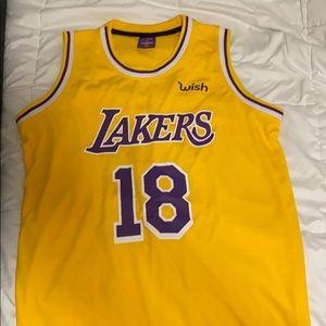 LA Lakers Wish Jersey